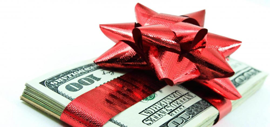 Valuing the Gift